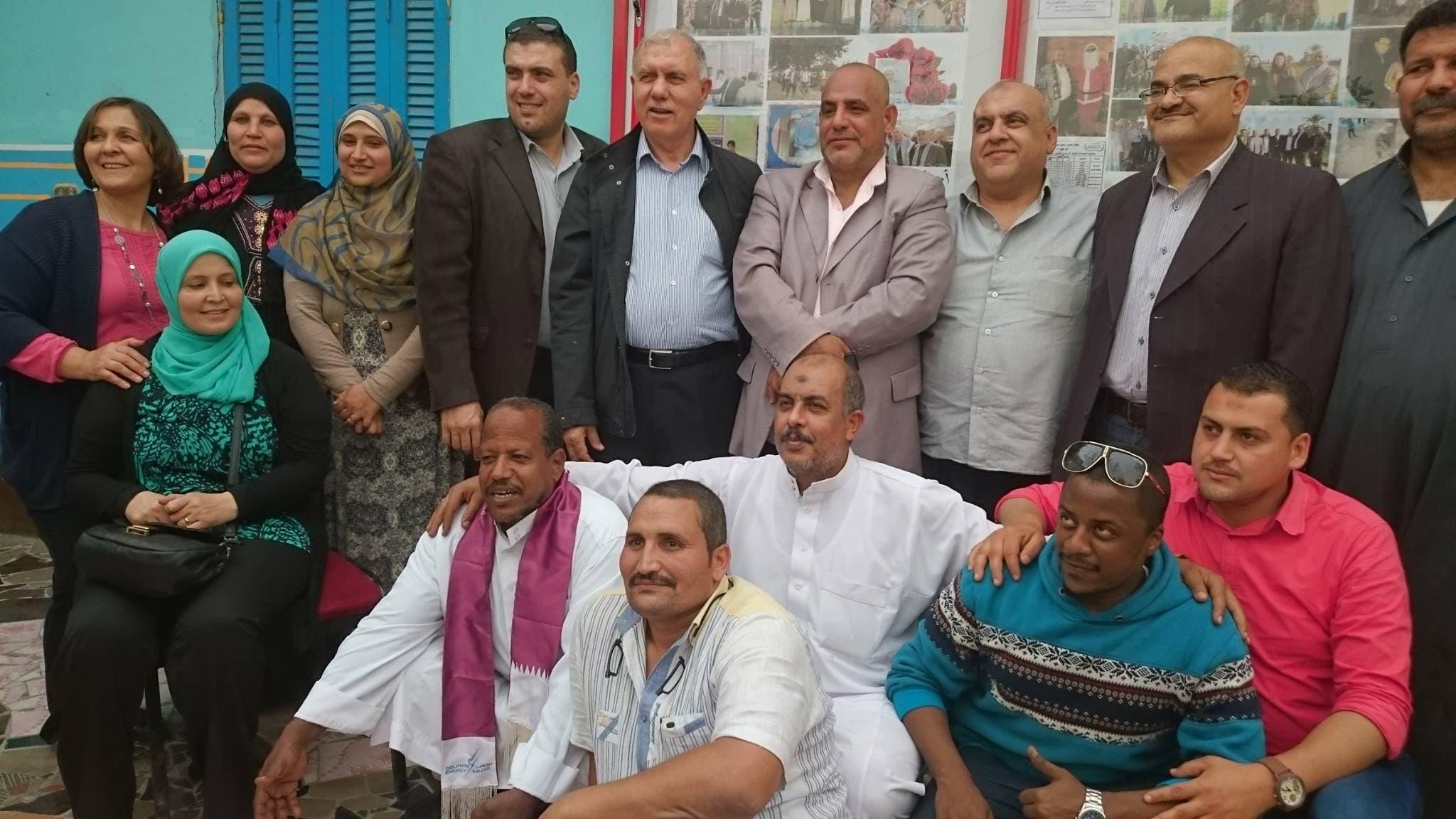 أهالي القرية يحلمون بالعودة إلى فلسطين
