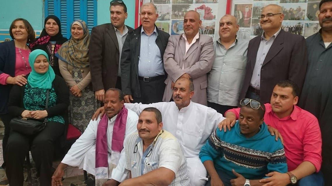 جزيرة فاضل قرية فلسطينية في مصر