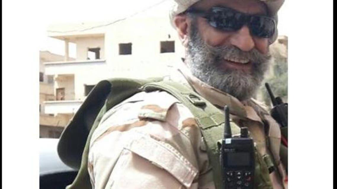 العميد في جيش النظام عصام زهر الدين