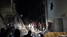 مقتل 8 مدنيين في مجزرة جديدة للنظام بحي السكري في حلب