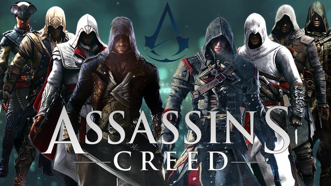 assassins creed (Assassin's Creed)
