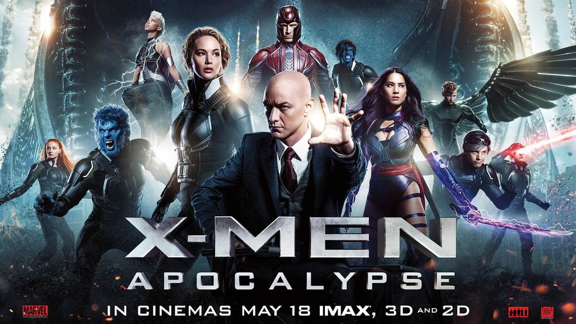 Oscar-winner Lawrence returns as the blue, shape-shifting Mystique, while McAvoy plays the younger, mind-reading Professor Charles Xavier. (Fox Movies)