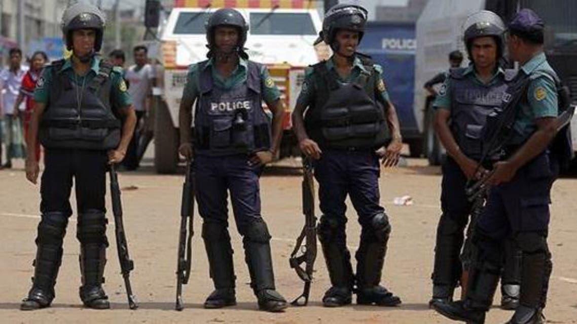 الشرطة بنغلادش
