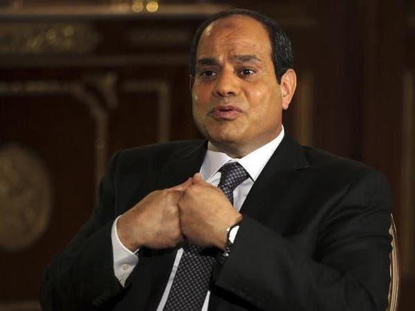 السيسي يطالب بتوضيح الحقائق للمصريين حول تيران وصنافير