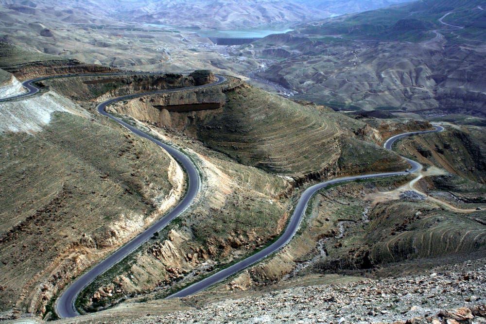 Jordan's Wadi Mujib