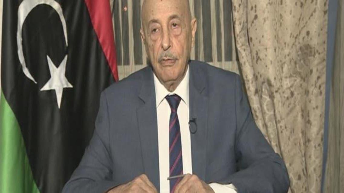 THUMBNAIL_ عقيلة صالح رئيس البرلمان الليبي للحدث