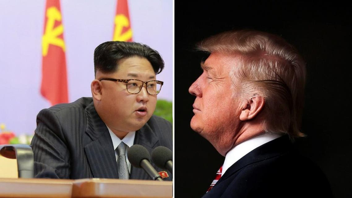 The presumptive Republican nominee declined to share details of his plans to deal with North Korea, but said he was open to talking to its leader. (Reuters)