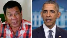 Obama congratulates presumptive Philippine president, stresses rights