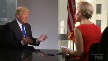 Trump ends bitter feud with US TV journalist Megyn Kelly