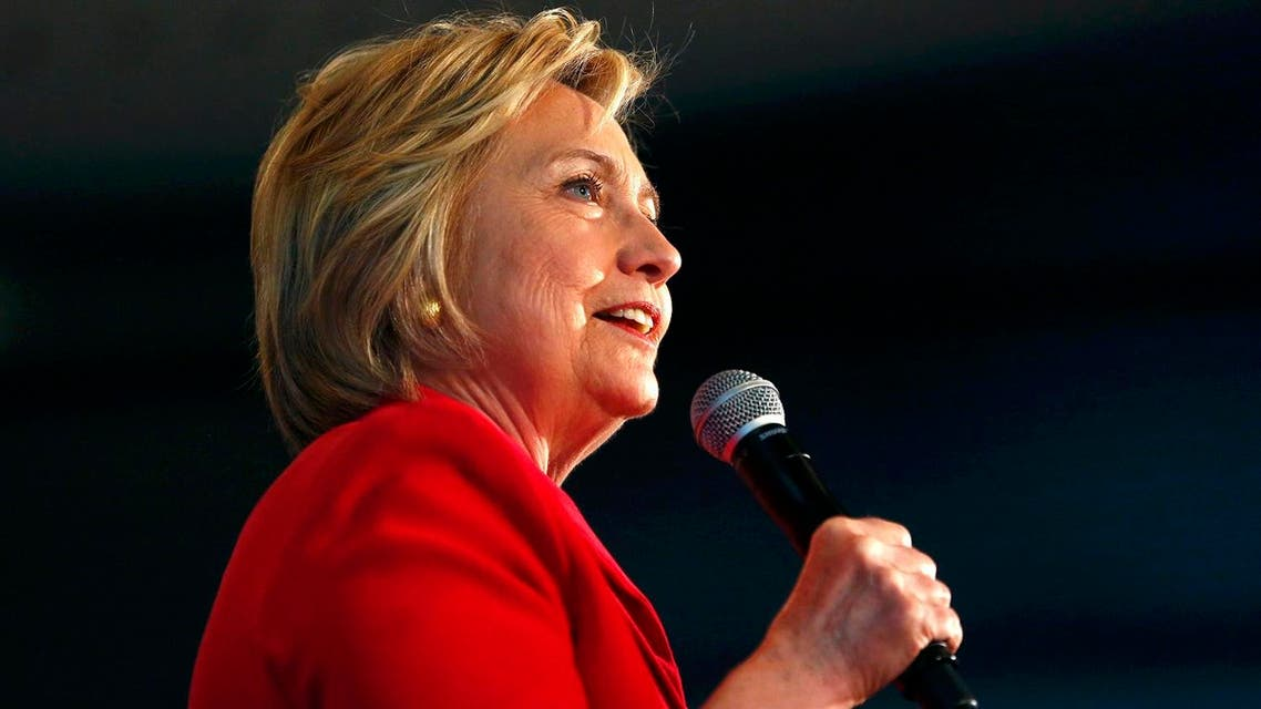 Clinton's sizeable lead in delegates means it is likely she will eventually be her party's nominee, but she remains more than 100 delegates short. (Reuters)