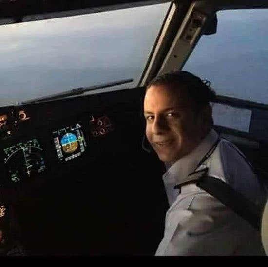 Images on social media purporting to show the crew of the EgyptAir MS804. (Photo courtesy: Youm7)