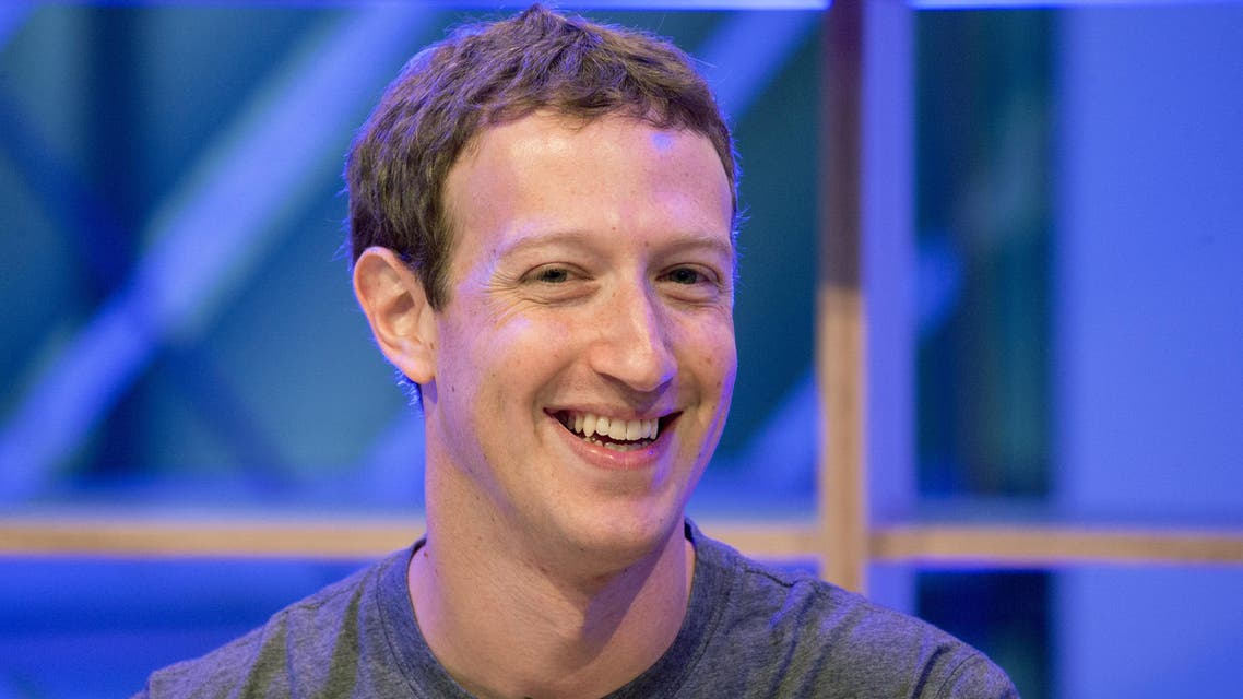 Zuckerberg said that while Silicon Valley has a reputation for being liberal, Facebook's 1.6 billion users span every background and ideology. (File photo: AP)