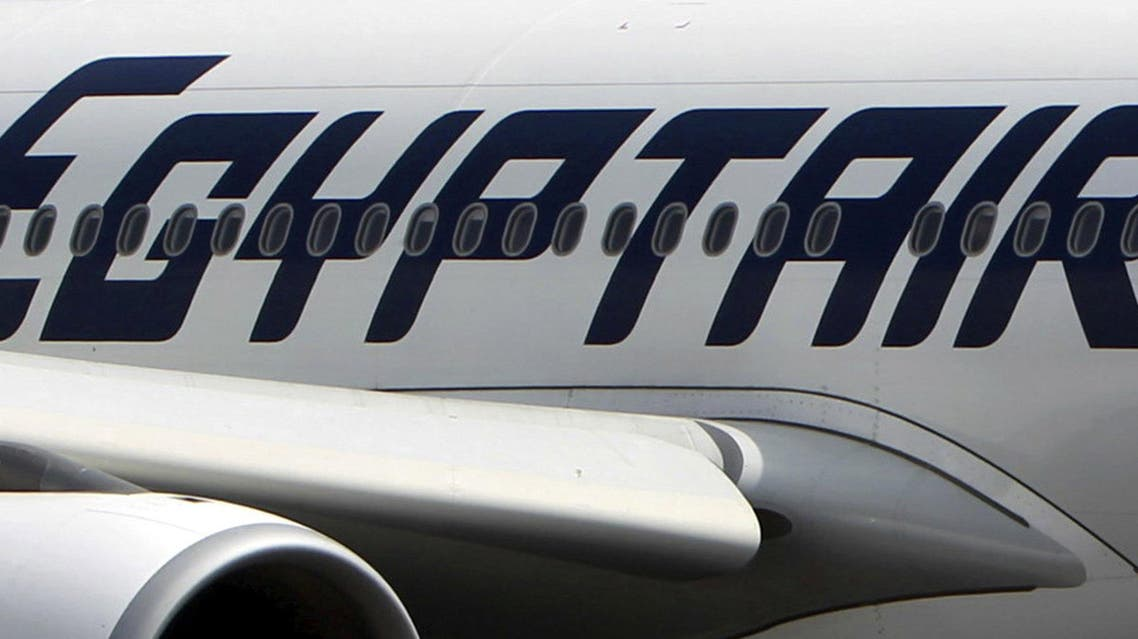 An EgyptAir plane is seen on the runway at Cairo Airport, Egypt in this September 5, 2013 file photo.(REuters)