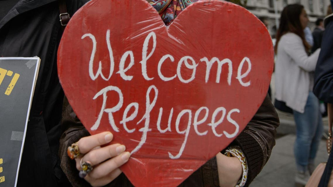 """""""People are ready to make refugees welcome,"""" said Shalil Shetty, Amnesty International's secretary general. (File photo: AP)"""