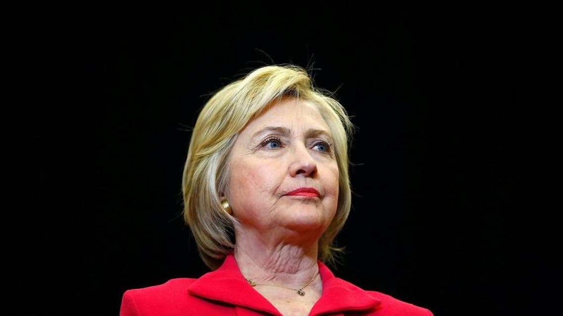 Clinton Reuters