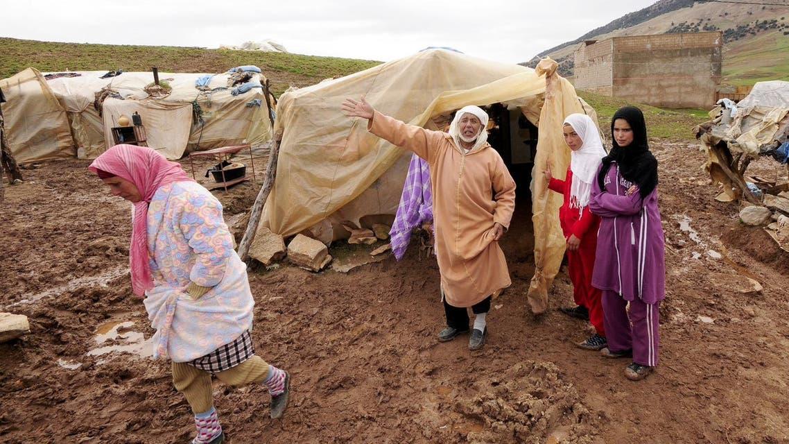 مبادرة محاربة الفقر مقاربة مغربية لتغيير واقع المغاربة الذين يعانون العزلة والفقر