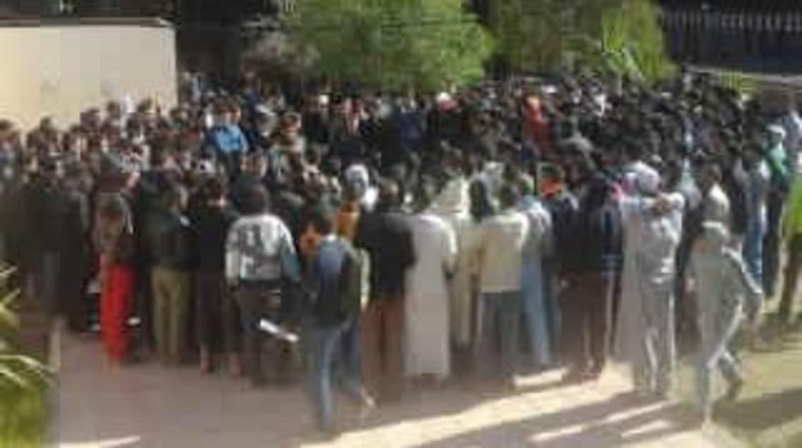 طلبة المغرب