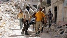Syria regime strikes kill 21 civilians