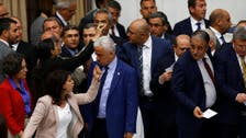 Turkish parliament approve first article of bill on lifting MPs' immunity