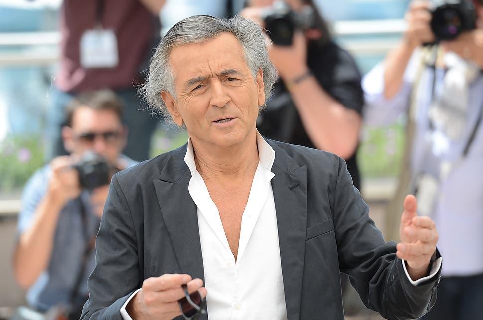 المخرج الفرنسي برنار هنري ليفي