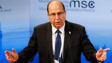 Citing Netanyahu rift, Israeli defense minister quits