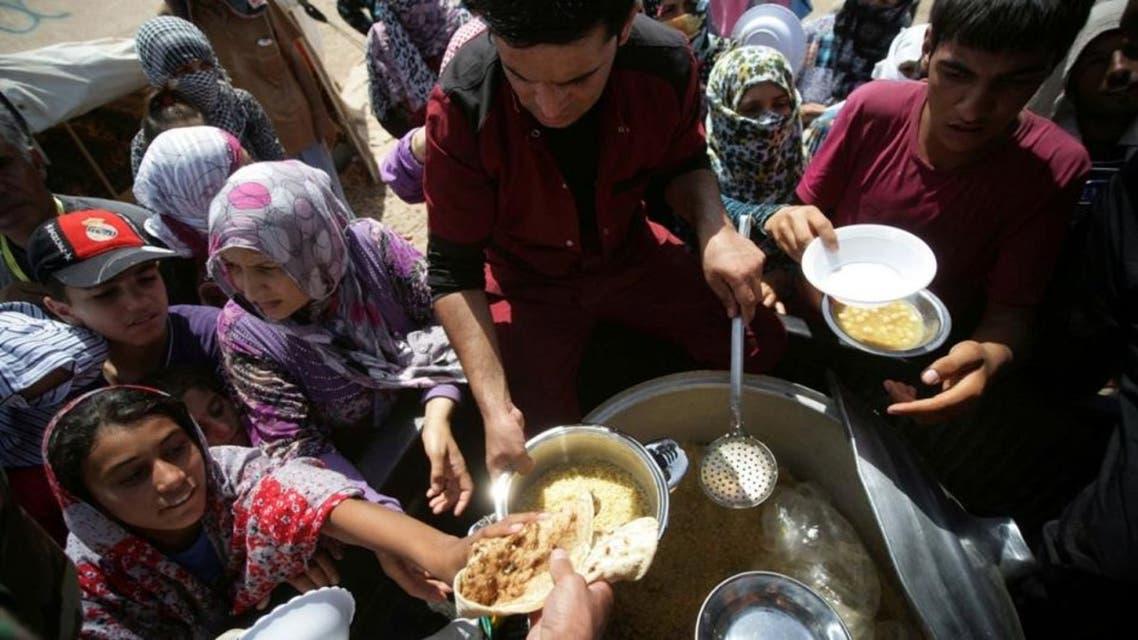 أزمة - غذاء - سوريا