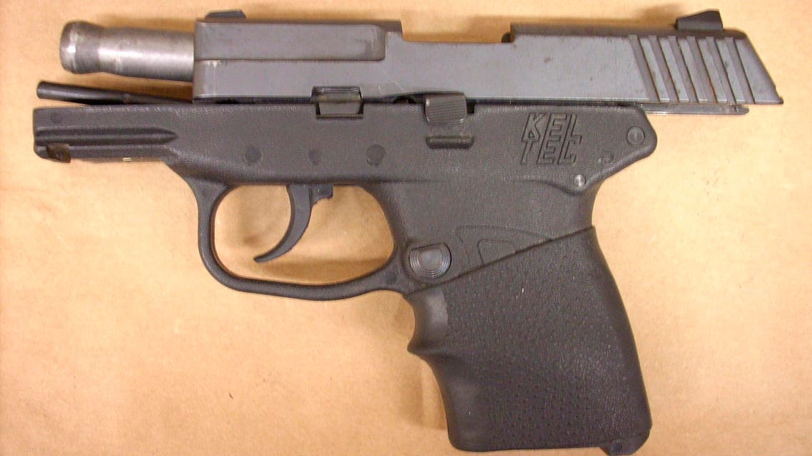 Zimmerman's offer to sell the Kel-Tec PF9 9mm handgun on UnitedGunGroup.com drew praise from gun rights supporters. (File photo: Reuters)
