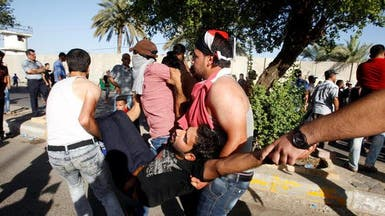 العراق.. 4 قتلى و90 جريحاً في المنطقة الخضراء