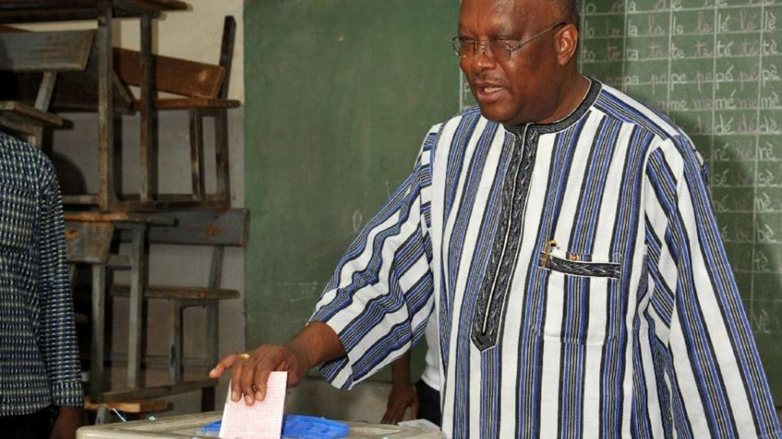 Burkina Faso holds first local elections in transition AFP