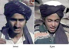 أولاد بن أسامة بن لادن: حمزة ومحمد