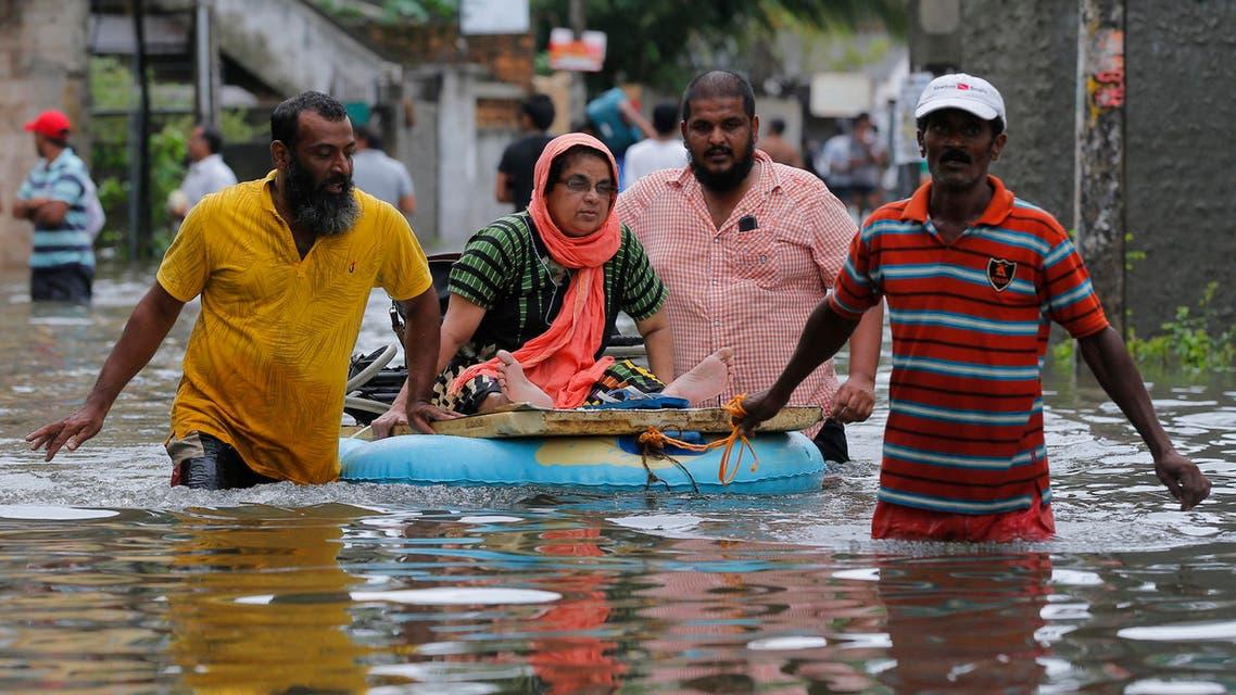 Sri Lanka Floods 2016