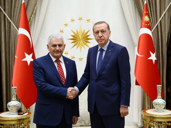 تركيا.. أردوغان يكلف بن علي يلدريم بتشكيل حكومة