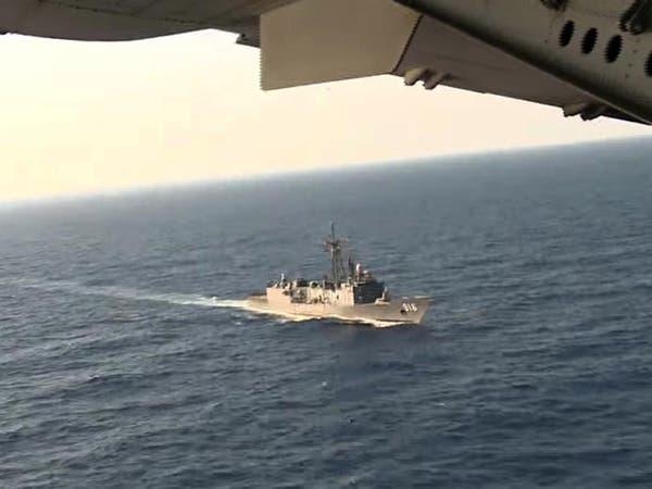وصول سفينة مجهزة بروبوت للبحث عن صندوقي الطائرة المصرية