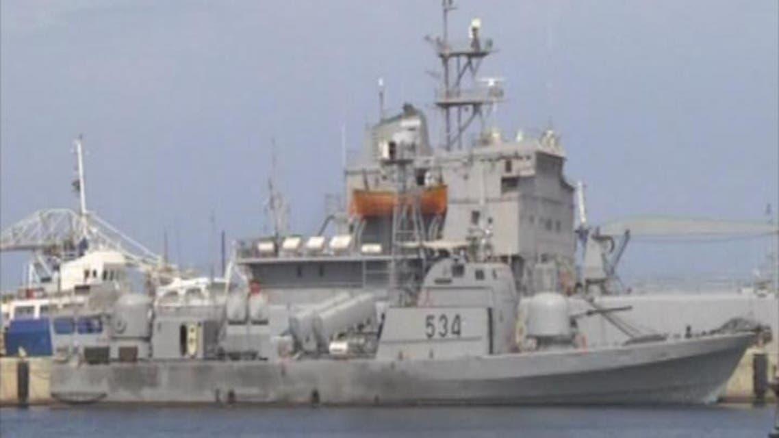 THUMBNAIL_ السراج يسلم موغريني مذكرة طلب تدريب خفر السواحل الليبي