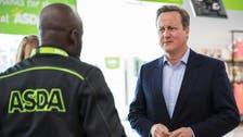 UK's David Cameron warns of recession if Britain leaves EU
