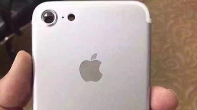 """تسريب صورة محتملة لخلفية هاتف """"آيفون 7"""""""