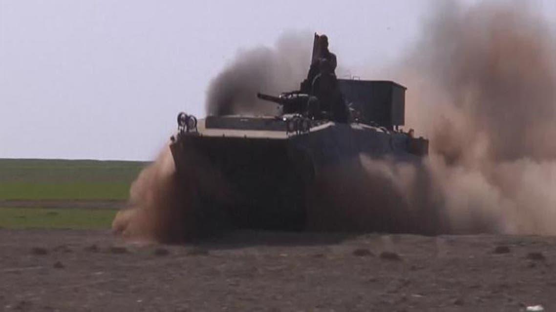 THUMBNAIL_ توزيع قوات سوريا الديمقراطية رأس الحربة في معركة الرقة