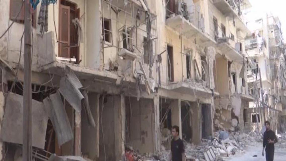 THUMBNAIL_ الهدنة انهارت.. ومعارك حلب دفعت بالحر لإجراء ما يلزم