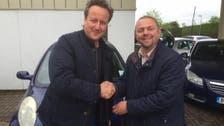 Premier bargain: UK PM snaps up $2,200 used car