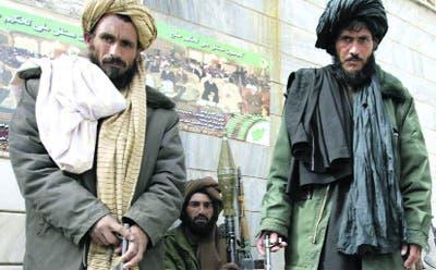 قادة من طالبان تدربوا في إيران