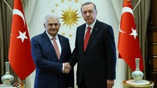 Turkey's Erdogan approves new government led by ally