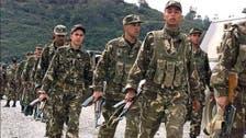الجيش الجزائري يقتل إرهابياً ويصادر أسلحة