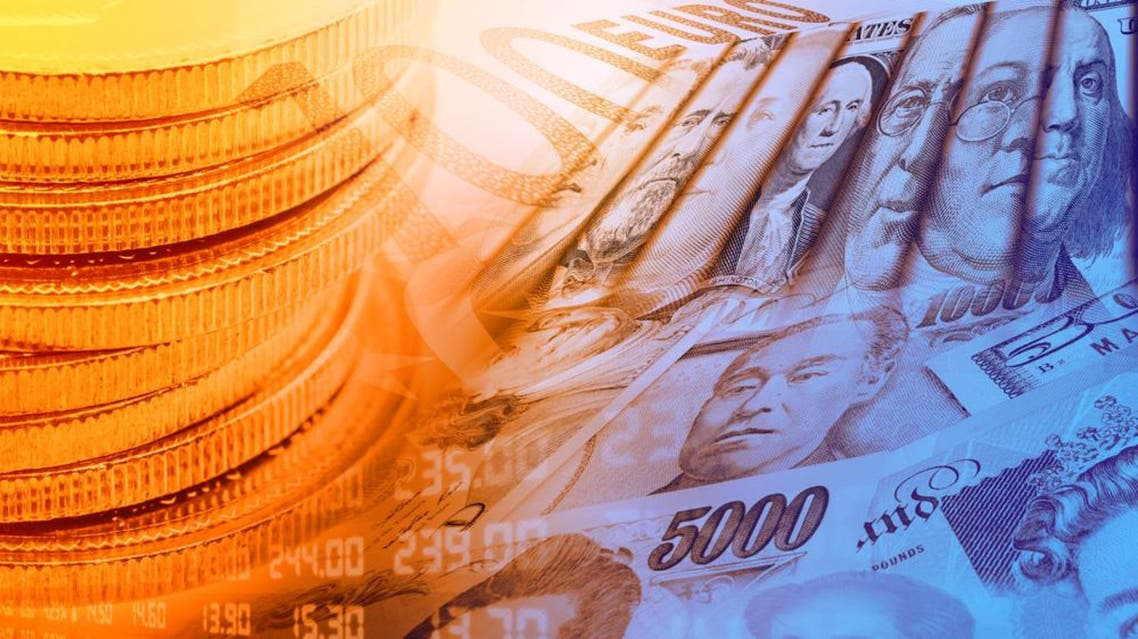 The underlying tone of most markets was 'risk-off', with gold, US Treasuries and German Bunds eventually attracting some haven buying. (Shutterstock)