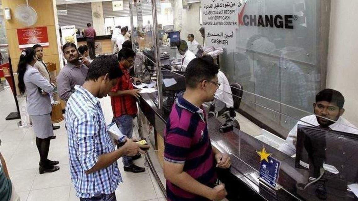 تحويلات مالية - عمالة هندية -خليج
