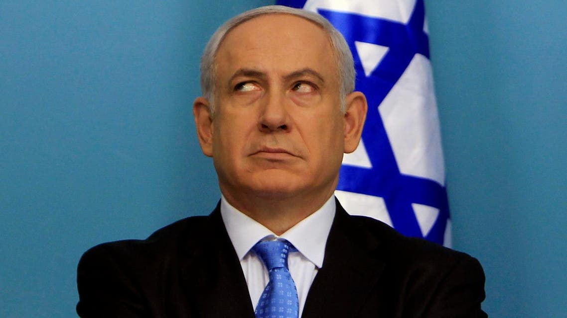 Netanyahu sought to quell rising criticism, describing himself as 'in charge and as having the nation's interests at heart.' (File photo: Reuters)