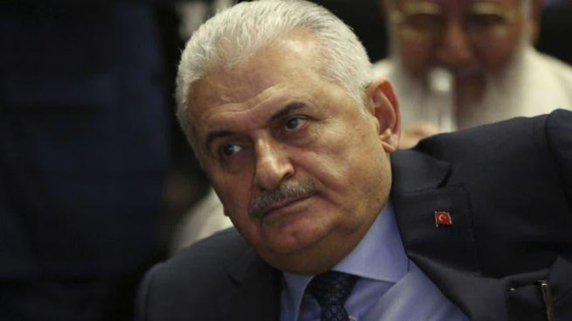 رئيس الوزراء التركي الجديد بن علي يلديريم