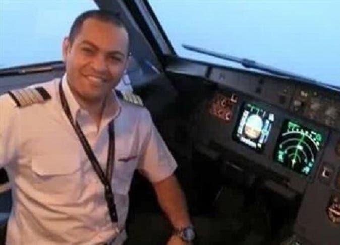 Egypt Air pilot mohamed shuqair (social media)