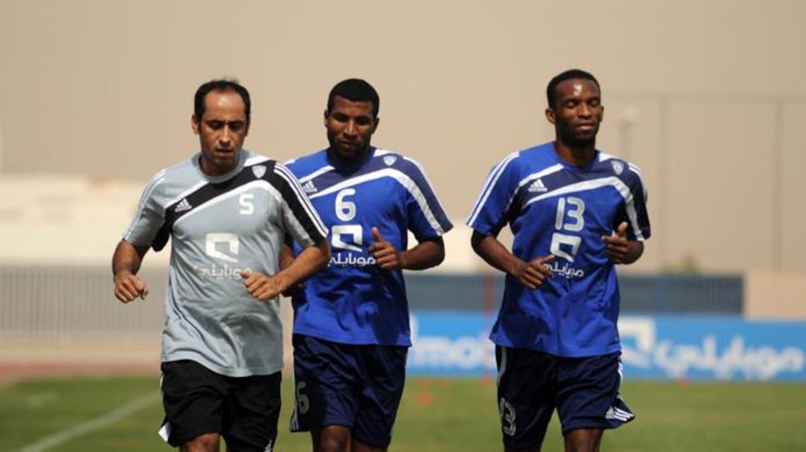 عمر الغامدي الهلال سامي الجابر خالد عزيز