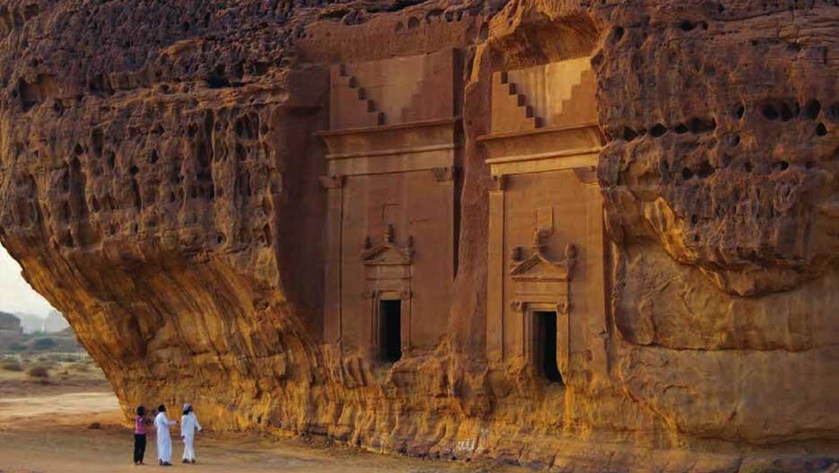 مواقع أثرية في السعودية