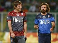 كونتي يستبعد بيرلو من قائمة إيطاليا في يورو 2016